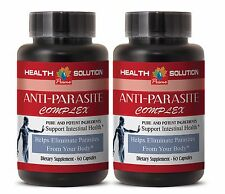 healthy digestive tract - ANTI-PARASITE COMPLEX - improve Nerve system - 2 Bot