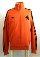 Adidas Holland Rare Retro Vintage Track Top Jacket M / Nederland Football Team