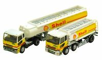 Tomytec Trailer Collection Shell Tanker Lorry Truck Toy 2