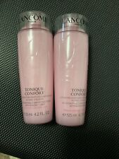 Lancome 2xTonique Confort Re-Hydrating Comforting Toner Dry Skin 4.2oz/125ml NEW