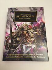 Ruinstorm Warhammer Space Marine Horus Heresy Hardcover Blood Angels Dark Angels