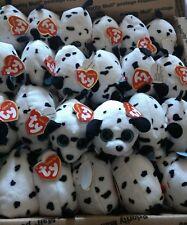 720 pcs Wholesale lot Teeny Tys Spangle Dalmatian Dog PlushToy Beanie Babies