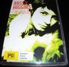 Missy Higgins If You Tell Me Yours I'll Tell You Mine DVD