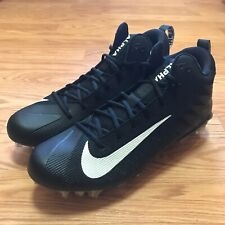 Nike Men's Football Cleats Alpha Menace Pro Mid TD PF Size 13 No Box