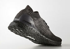 Adidas All-Black Ultra Boost Uncaged