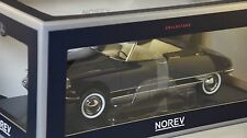 NOREV 181564 - Citroen DS 19 Cabriolet 1961 Royal Blue  1/18