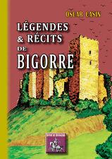 Légendes et récits de Bigorre - Oscar Casin