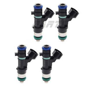 FOR Nissan Rogue Altima Sentra 2.5 (4) PCS OEM Bosch Fuel Injectors 16600-JA000