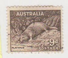 (PDX234) 1938 AU 9d platypus (A)