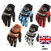 New Cycling Gloves Full Finger Biking Motorbike Motocross Dirtpaw MTB XC DH ATV