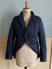 COMME des GARCONS Navy Down Jacket  Size Medium
