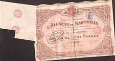 DECO => Art nouveau: ALCAZAR DE MARSEILLE (13) (T)