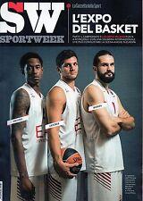 Sport Week.Alessandro Gentile,Marshon Brooks & Linas Kleiza,Roberto Soriano,iii