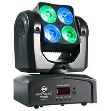 ADJ InnoPocket Wash Moving Head RGBW Zoom LED Stage Light 40 watts American DJ
