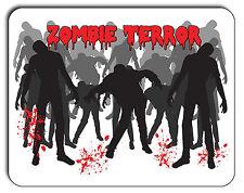 Zombie Terror Mouse Mat, mousepad