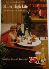 1966 Miller Beer ad