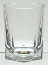 14oz Clear Acrylic Plastic Drinking Rock Glass Tumbler Pentagonal Heavy Base 6pc