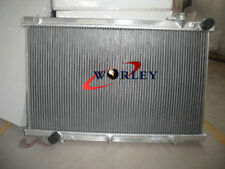 FOR INFINITI G35 G 35 3.5L COUPE SEDAN ALUMINUM RACING RADIATOR 2003-2007 03 04