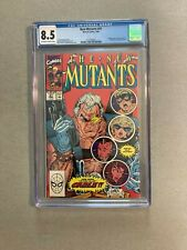 New Mutants #87 - 1st Cable!! CGC 8.5 - Liefeld/McFarlane Cover!!