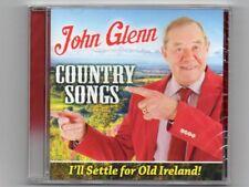 JOHN GLENN - COUNTRY SONGS - CD - Free Post UK