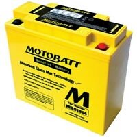 Motobatt Battery For BMW K1200RS 1200cc 97-05