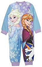 Pyjamas bleu pour fille de 3 à 4 ans