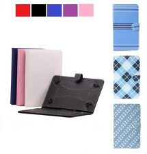 Universal 10'' Inch PU Leather Case Cover USB Keyboard Stand for Android Tablet