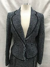 ANNE KLEIN SKIRT SUIT/NEW WITH TAG/RETAIL$240/SIZE 14/LINED/SKIRT LENGTH 23/
