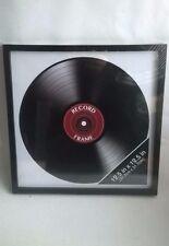 Vinyl LP Record Album Frame Display Wall Mountable Retro Cover Gift NEW Shop Art