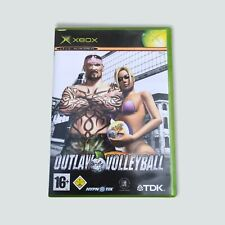 Outlaw Volleyball for Microsoft XBOX/360 - VGC/Tested/Works/Free Postage 🐙
