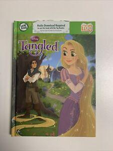 """LeapFrog TAG & LeapReader ~ Disney's Tangled  """"Rapunzel""""  book only"""