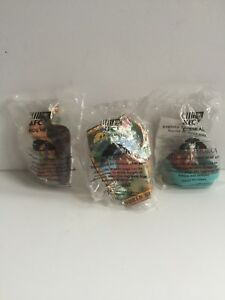 KFC Kids Meal The Lion King Timon & Pumbaa World Of Bugs Set Of 3 Cake Toppers