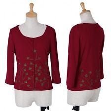 Sybilla Polyester Cardigan Size M(K-46900)