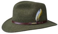 Stetson Vitafelt Hat Hats Wool Hat Traveller Newberg Green 100% Wool New Trend