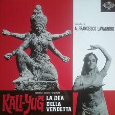 Angelo Francesco - Lavagnino Kali-Yug La Dea Della Vendetta OST LP Contempo