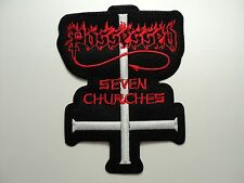 POSSESSED  EMBROIDERED PATCH