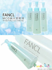 2x Authentic Japan Fancl Skin MCO Mild Cleansing Oil Makeup Remover Oil 120ml