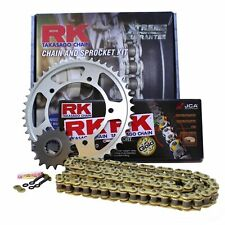 RK Upgraded Chain & Sprocket Kit For Honda 2005 CBR125R