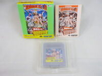 TAKAHASHI MEIJIN ADVENTURE ISLAND II 2 Item Ref/bbc Game Boy Nintendo Japan gb