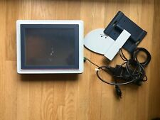 """Used Axiomtek Got-5100T M-830N 10.4"""" Tft Lcd Fanless Touch Screen Panel Pc 1/2"""