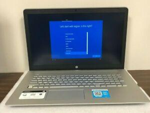HP Pavilion 17-ar050wm 17.3in. 2.50GHz 8GB RAM 1TB HDD Windows 10 Laptop