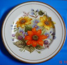 Pall Mall Ware Flowers Collectors Plate