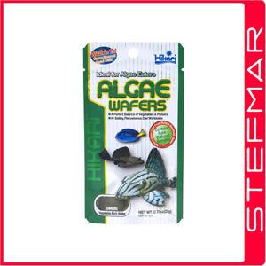 Hikari Algae Wafers 20g Tropical Catfish & Plecos Sinking Wafer Disc Fish Food
