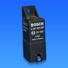 Mk5 Golf B6  Passat TDi Glow Plug Relay 038 907 281 D 038907281D Bosch