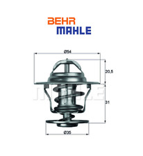 VOLVO S40 S60 S70 S90 1.6 1.8 1.9 2.0 2.3 2.4 2.5 2.9 i 2.0 2.5T  / Thermostat