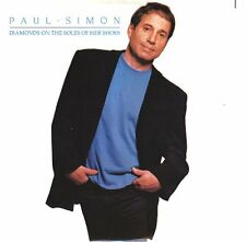 "PAUL SIMON  Diamonds On The Soles Of Her Shoes  PICT SLEEVE 7"" 45 rpm BRAND NEW"