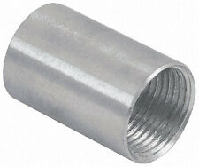 """(5 pc) New Aluminum Coupling Tubular Threaded 1-1/2"""" inch Connector Fitting Pipe"""