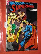 SUPERMAN SELEZIONE-ALBI CENISIO  N°107-DEL1982+ENTRA HO DISPONIBILI-ALTRI NUMERI