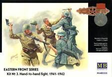 MasterBox Front de l'est main à fight Infanterie1941-'42 kit 1:35 modèle-kit