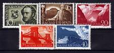 Hungary - 1941. 150th Birth Anniversary of Count Széchenyi - Mnh